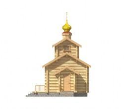 Поддержим строительство часовни в Осиново Виноградовского района