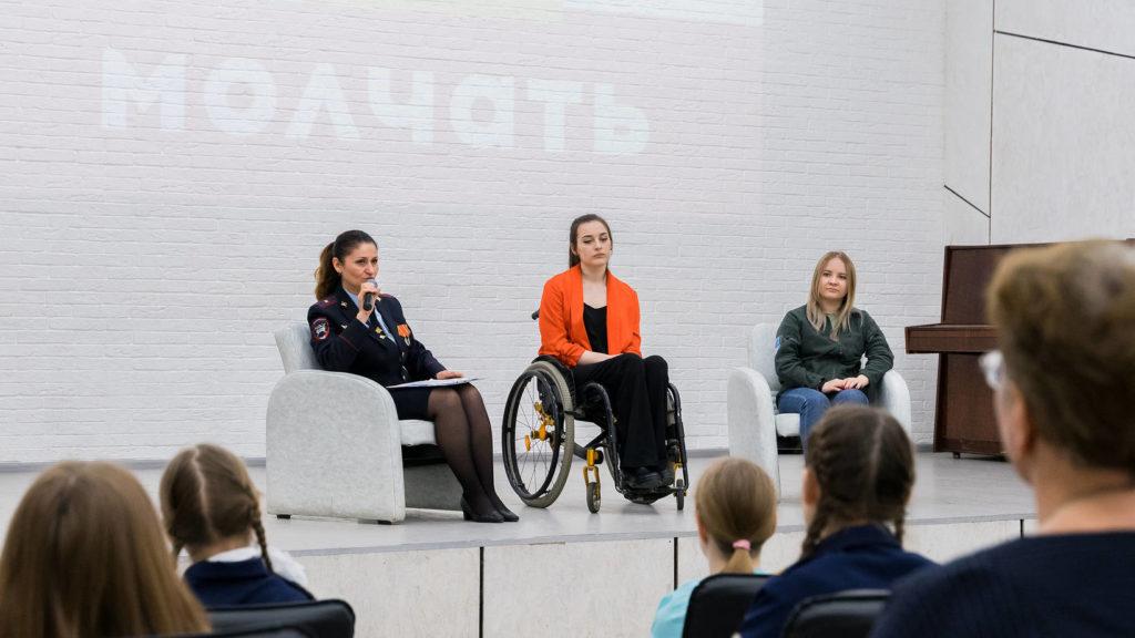 Детям – о безопасности на дорогах: в Архангельске реализуется проект юных журналистов