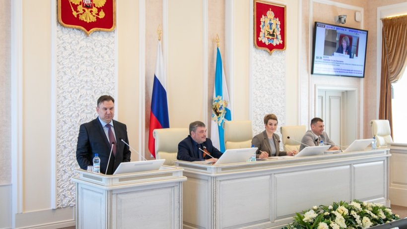 Должность заместителя губернатора Архангельской области по внутренней политике займет Михаил Ипатов