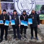 Команда Виноградовского района - чемпион Беломорских игр