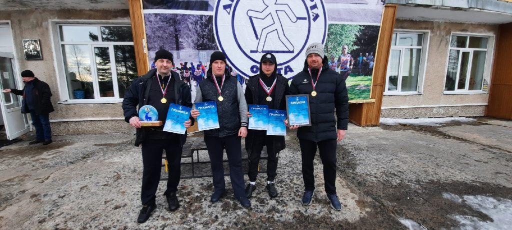 Команда Виноградовского района — чемпион Беломорских игр