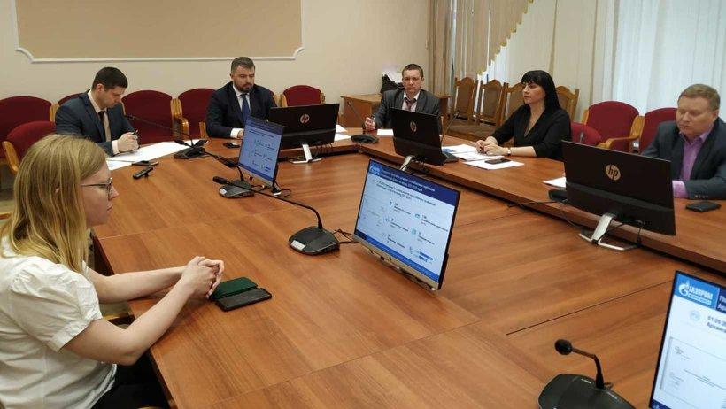 В правительстве области обсудили планы строительства новых газопроводов