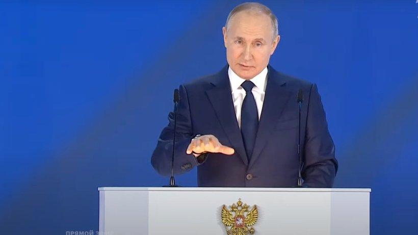 Президент России обозначил комплекс социальных и инвестиционных решений, направленных на улучшение жизни людей