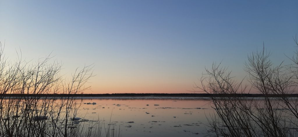 Гидрологическая обстановка на реках Поморья на сегодняшний день не вызывает опасений у специалистов