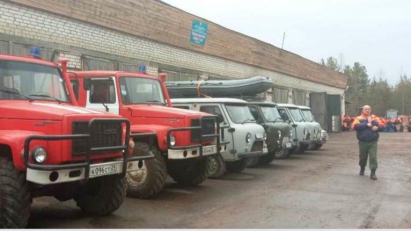 Готовность региона к пожароопасному сезону проверяет комиссия СЗФО