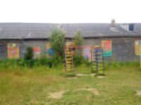 Детская площадка ТОС Заостровье