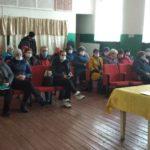 """В МО """"Борецкое"""" состоялась встреча населения с главой"""