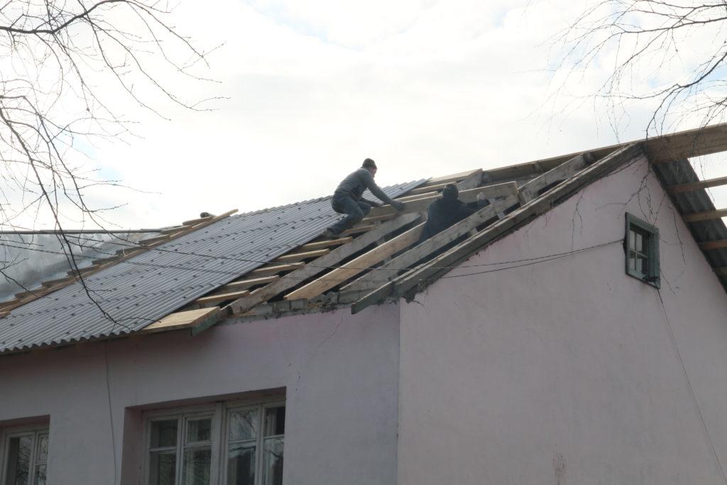 В Виноградовском районе продолжается реализация программы капремонта