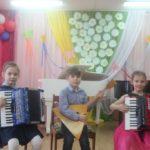 В Детской школе искусств № 17 зазвучали новые инструменты