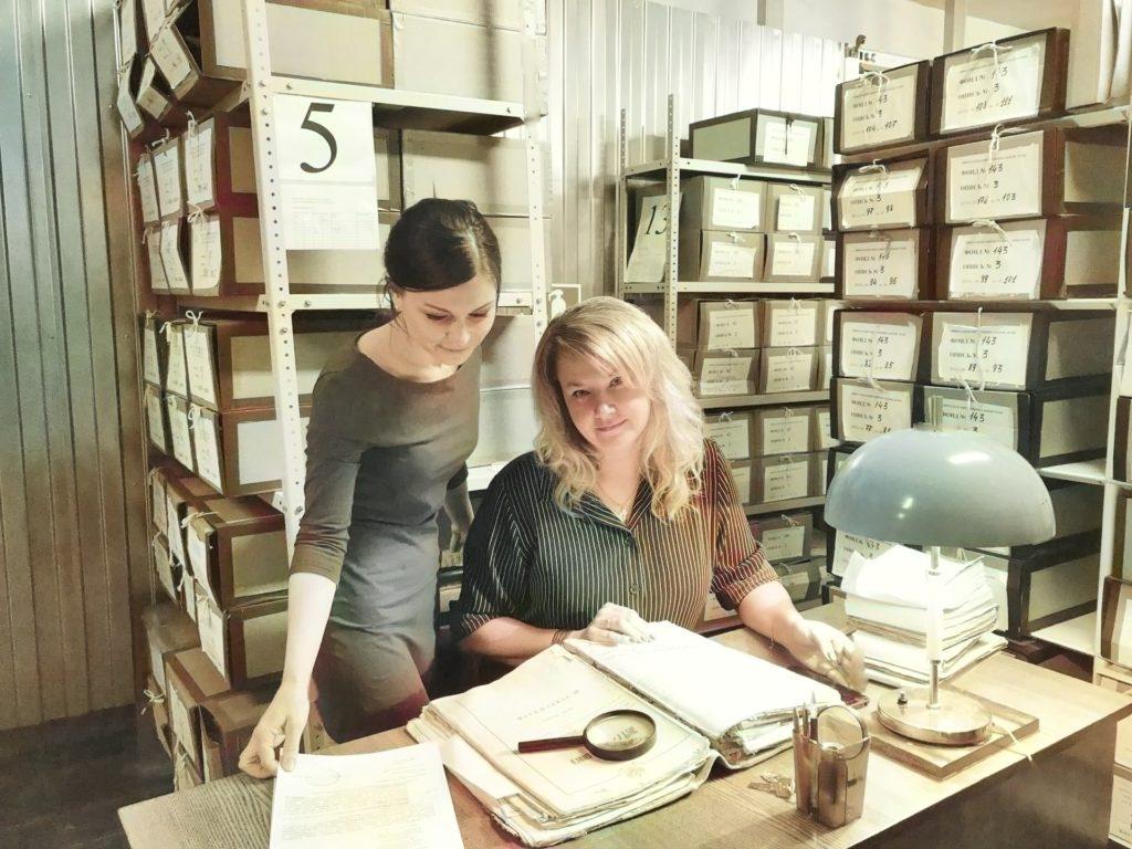 Виноградовцы все чаще  обращаются к сотрудникам архива