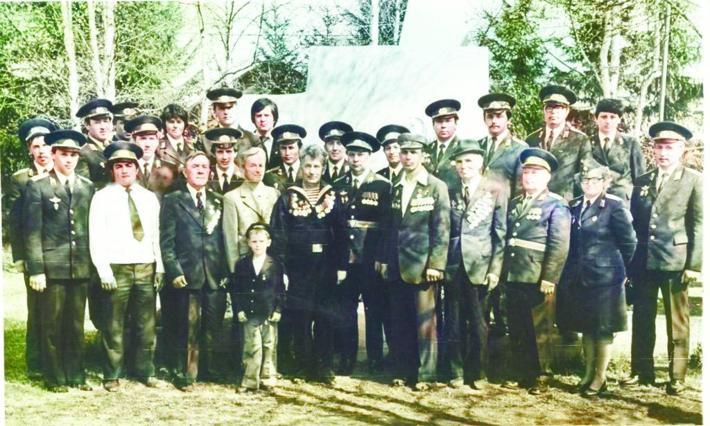 17 апреля – День ветеранов МВД