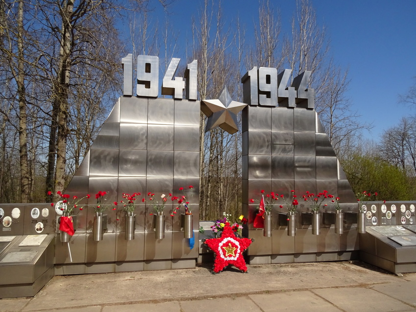 На территории мемориального комплекса «Синявинские высоты» установят памятник воинам-северянам, защищавшим Ленинград от фашистов