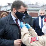 Символ памяти на все времена: акция «Георгиевская ленточка» стартовала в Поморье