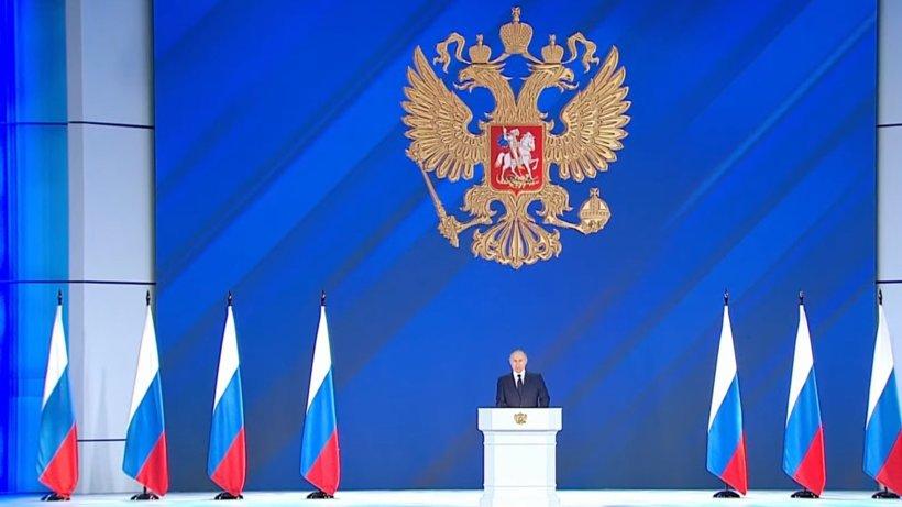 Владимир Путин призвал россиян вакцинироваться против коронавирусной инфекции