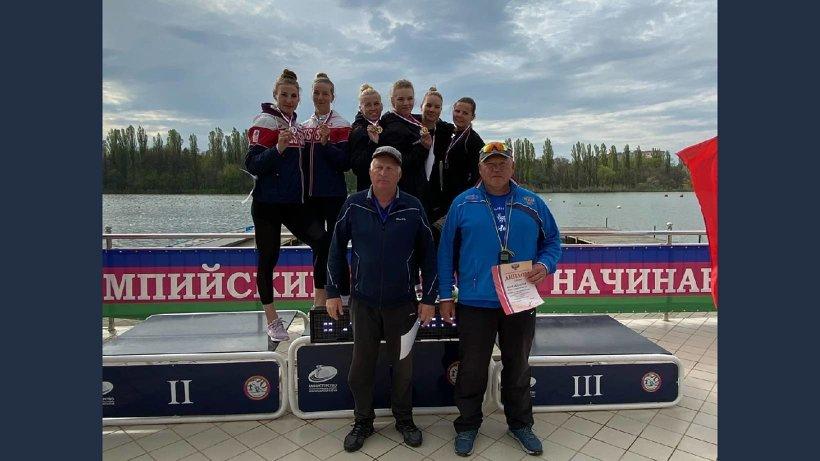 У Натальи Подольской – третье золото Кубка России!