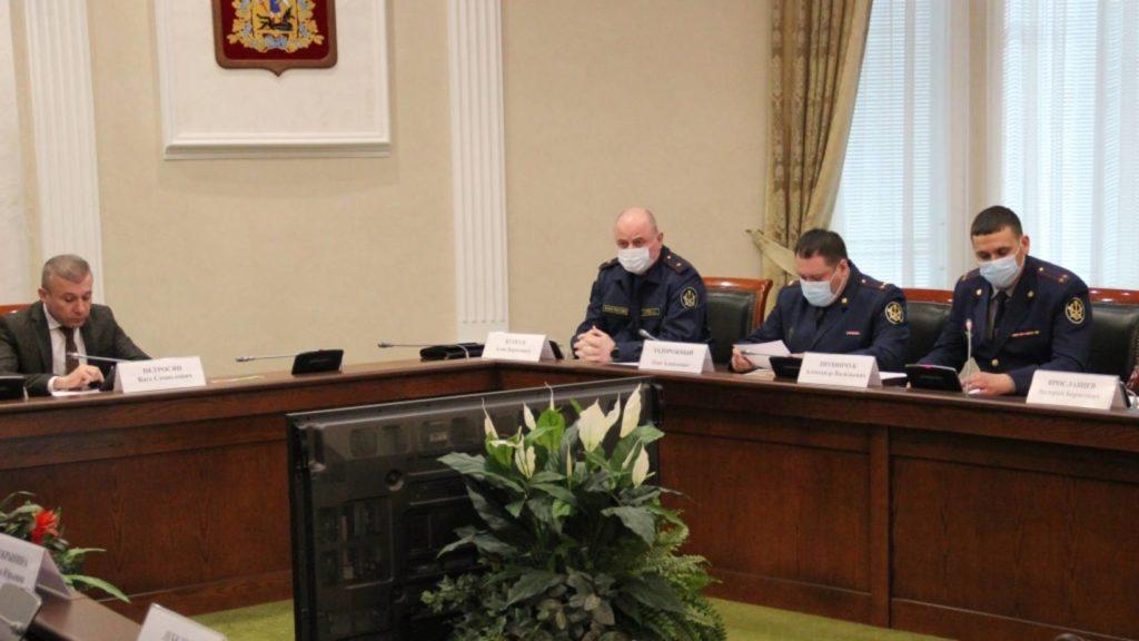 УФСИН и ведомства Архангельской области обсудили работу производственного сектора уголовно-исправительной системы