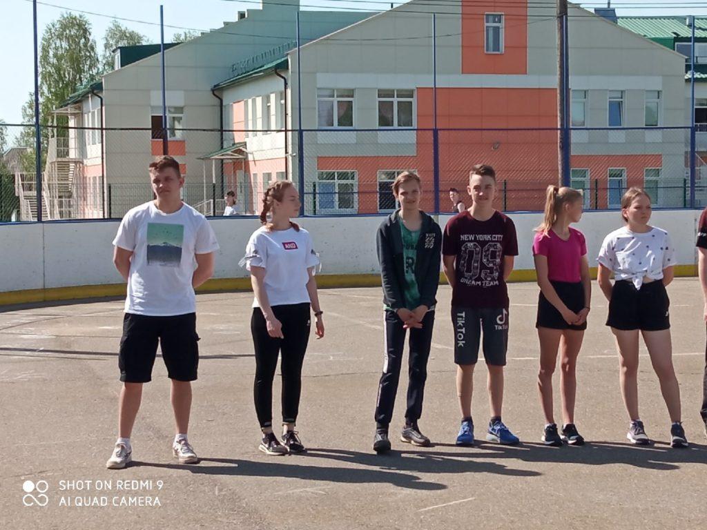 Учащиеся школ Виноградовского района состязались в легкой атлетике