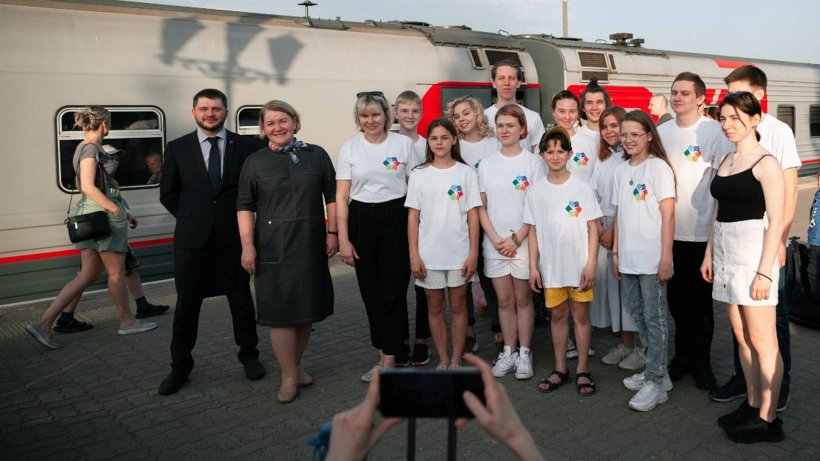 Молодые таланты: сборная команда Поморья отправилась на XX Дельфийские игры России