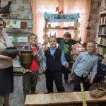 Сельменьгская библиотека встречала гостей