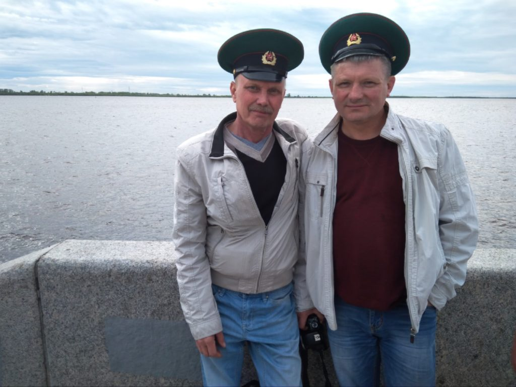 Александр Сысоев из Рочегды служить в армии мечтал с детства и горд тем, что защищал границу на побережье Финского залива