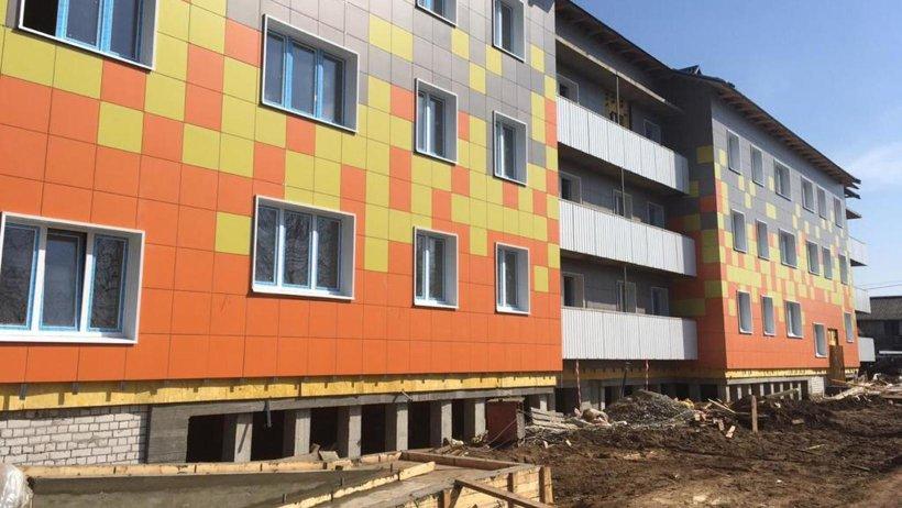 В первом квартале 2021 года в Поморье введено 90,9 тысячи квадратных метров жилья