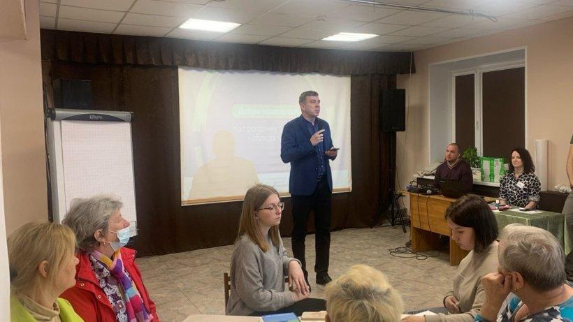 В Виноградовском районе прошли обучение 45 кандидатов в общественные наблюдатели