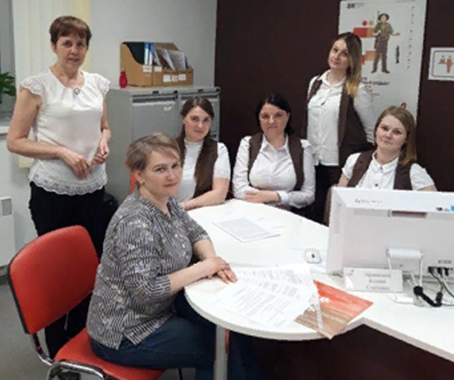 Вотделении МФЦ по Виноградовскому району– новые муниципальные услуги