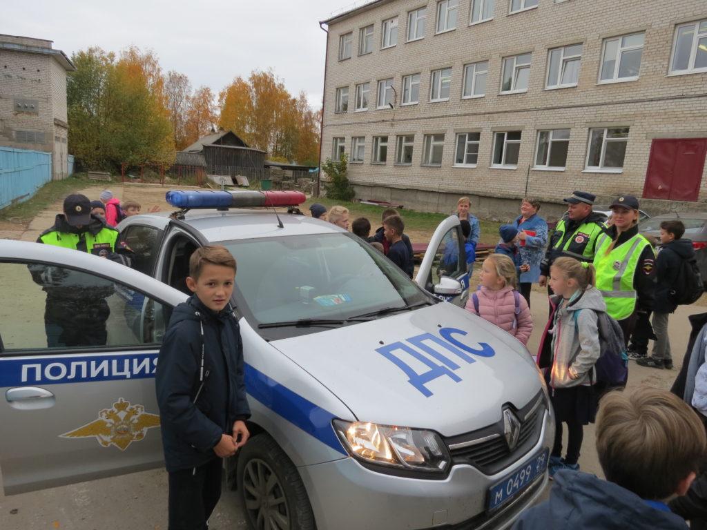 В Виноградовском районе продолжается профилактическое мероприятие «Внимание– дети!»