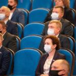Областные депутаты оценили цели и задачи, которые обозначил в Послании Александр Цыбульский