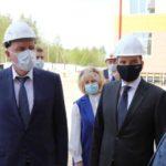 В Архангельске с рабочей поездкой находится полпред Президента РФ в СЗФО Александр Гуцан