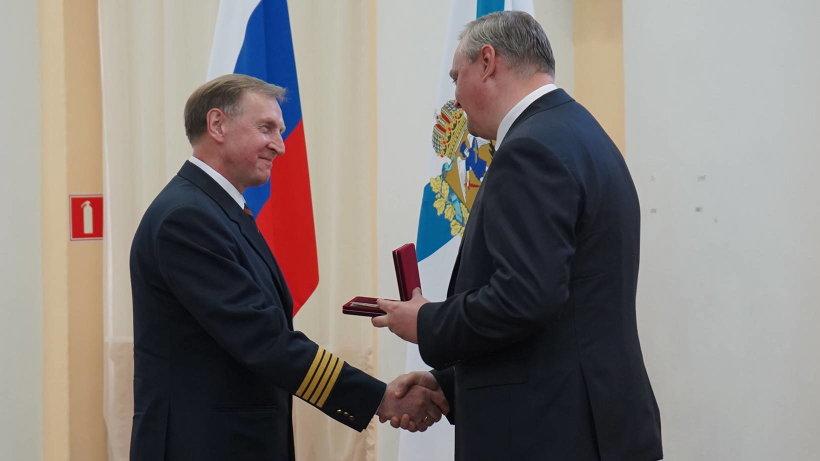 Выдающимся жителям Архангельской области вручили государственные награды