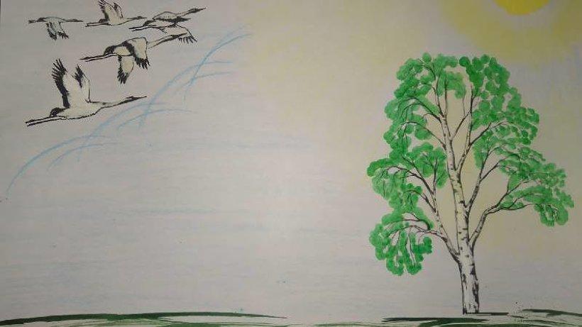 Прием заявок на конкурс рисунков «Сад Памяти глазами детей» продлен до 5 июня