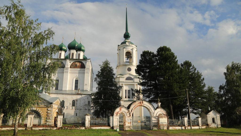 В Сольвычегодске начинает работу большое совещание руководителей музеев Поморья