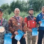 В Виноградовском районе состоялись соревнования по рыболовному спорту по программе 55-ых Беломорских игр