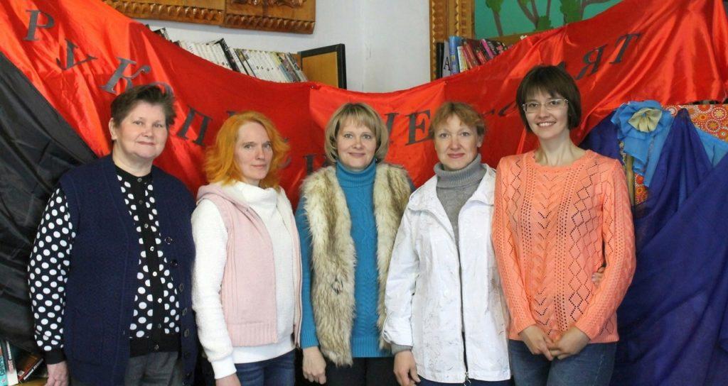 Булгаковские чтения состоялись в Рочегодской поселковой библиотеке