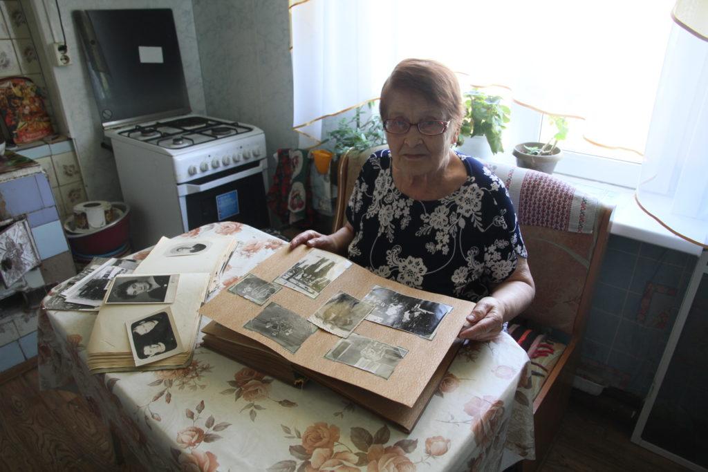 Галина Григорьевна Емельянова из Березника отмечает 80-летний Юбилей