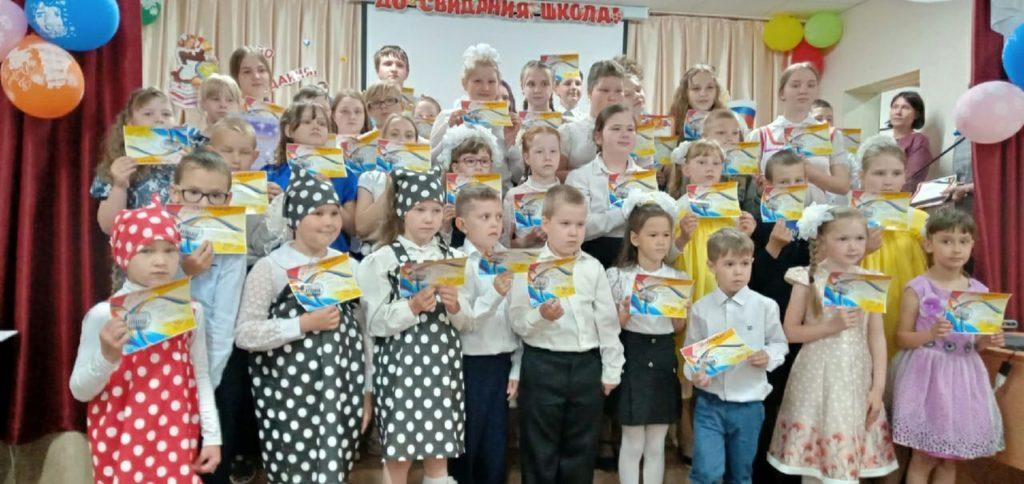 С любовью о природе поют учащиеся Заостровской основной школы