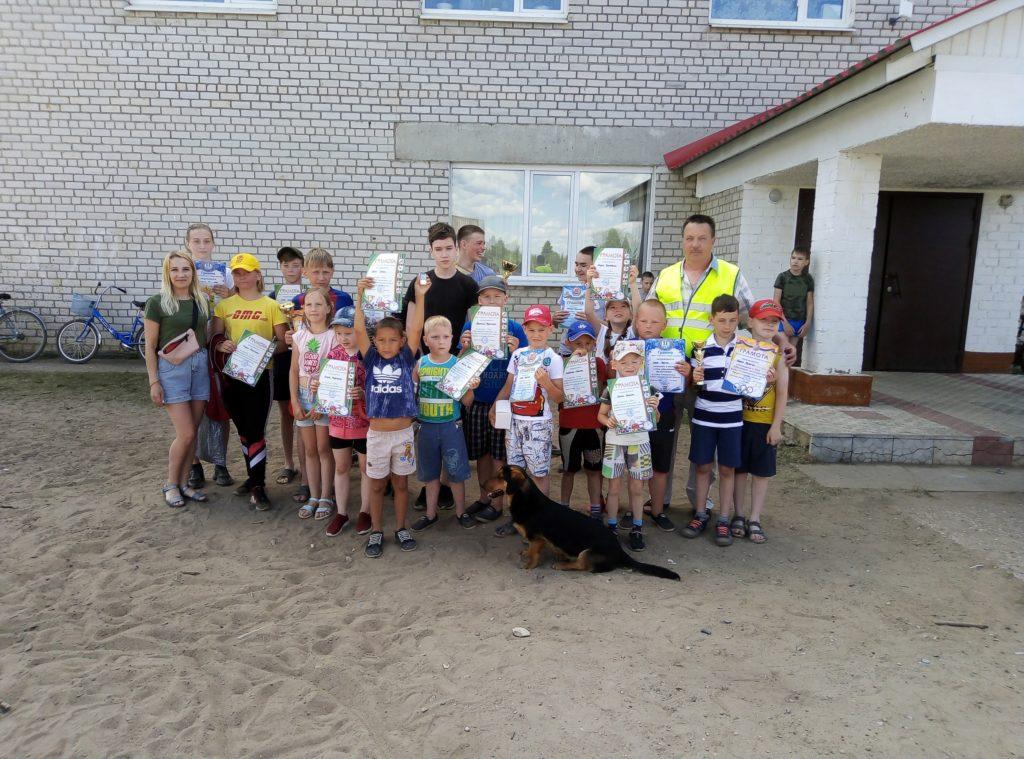 В День России в Виноградовском районе прошли традиционные велопробеги