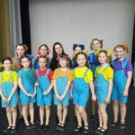«На крыльях успеха» добились успеха виноградовские танцоры