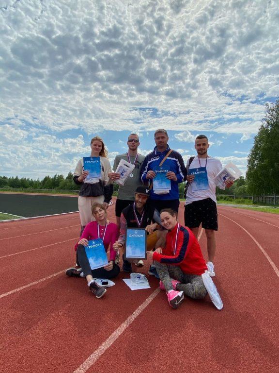 Виноградовцы — призеры 55-х Беломорских игр