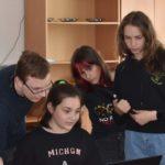 Учащиеся Важской основной школы создали виртуальную экскурсию по Виноградовскому районному историческому музею