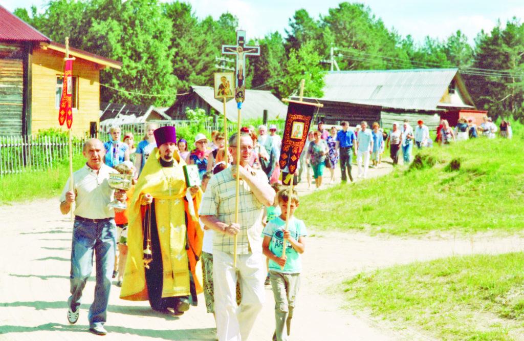 Деревня Шастки Виноградовского района празднует Юбилей