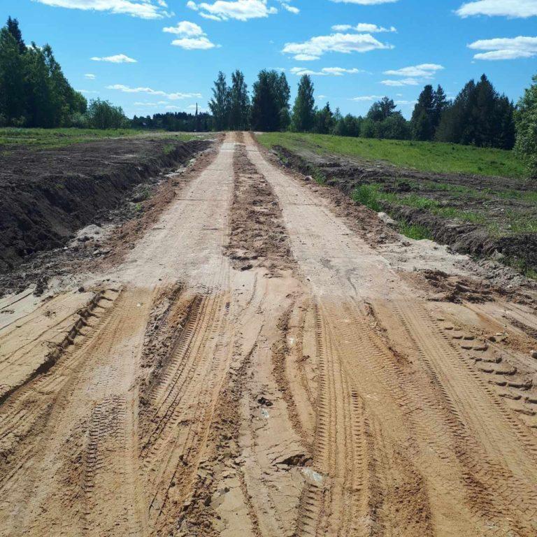 В Кургомени продолжается реализация проекта «Обелиск»