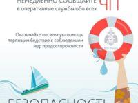 Трагедия на воде произошла в Виноградовском районе
