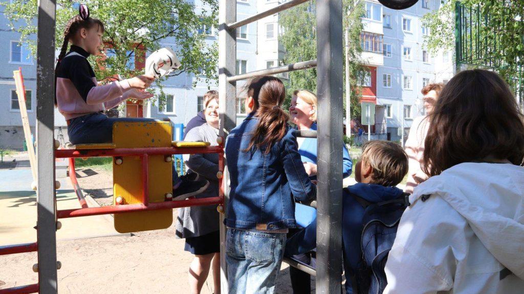 В Архангельской области проверяют места массового пребывания детей и потенциально опасные объекты