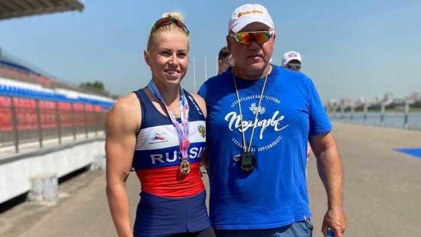 Наталья Подольская завоевала второе золото чемпионата России