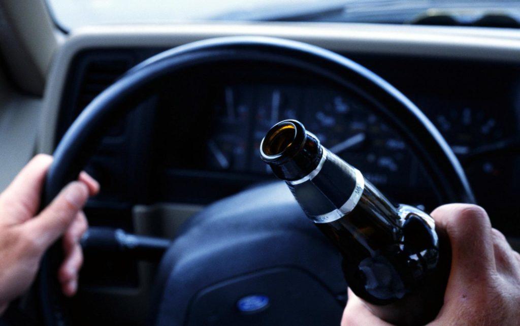 Ответственность за управление транспортным средством в состоянии опьянения