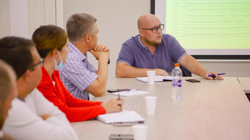 Архангельские эксперты обсудили вопросы конкуренции и прозрачности предстоящих выборов в Госдуму
