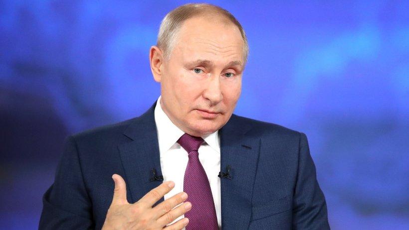 Владимир Путин: в России не планируется введение налога на скот