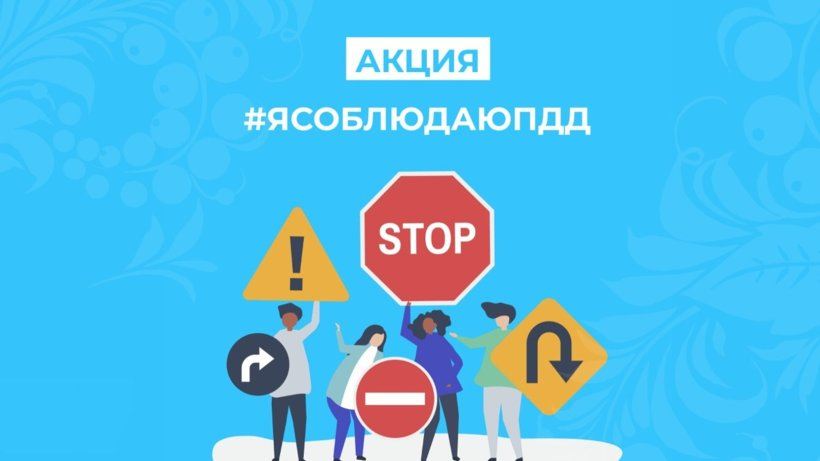 В Архангельской области проходит профилактическое мероприятие «Я соблюдаю ПДД»